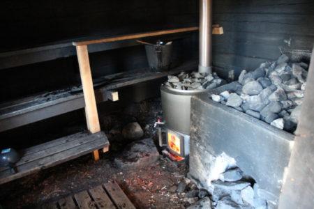 Majaniemi smoke sauna