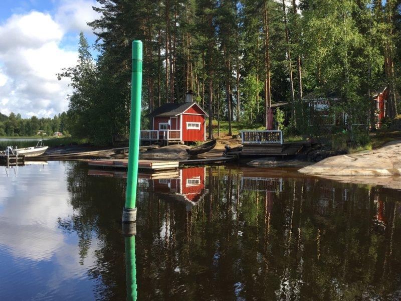 Finnish mökki
