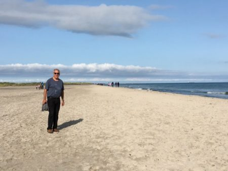 Grenen dune hike