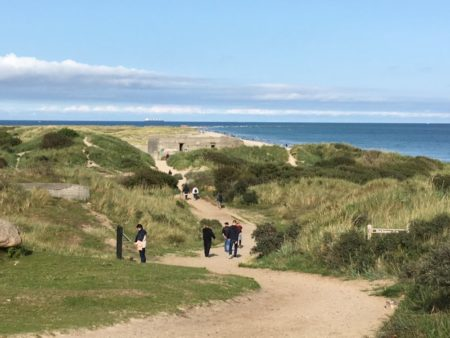 Hike to Denmark's northernmost tip, Grenen