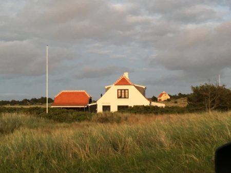 Old Skagen holiday houses