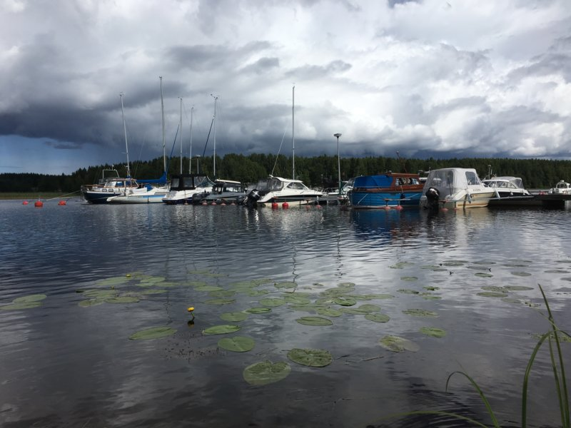 Ruovesi guest harbor