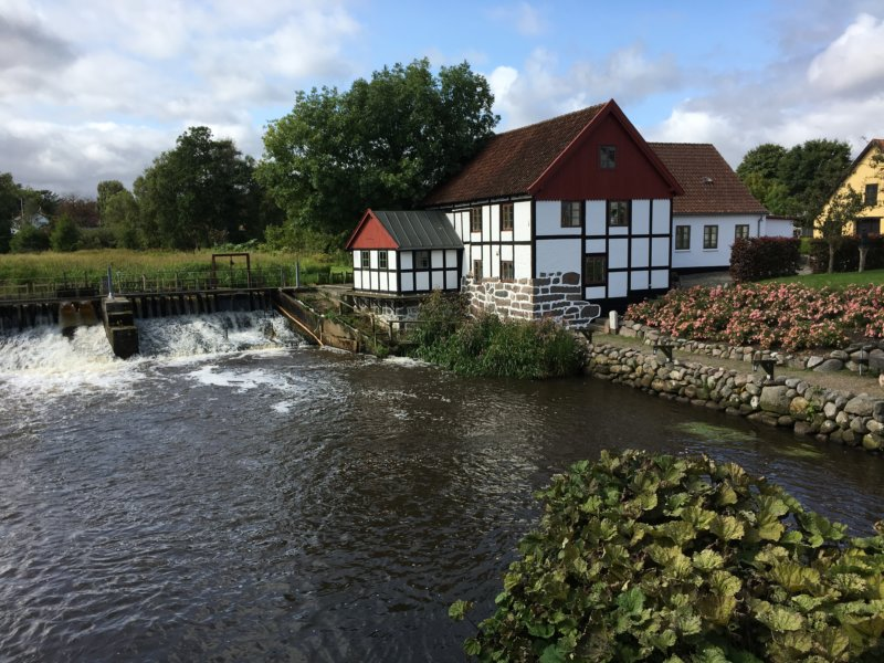 Saeby Mill in North Jutland