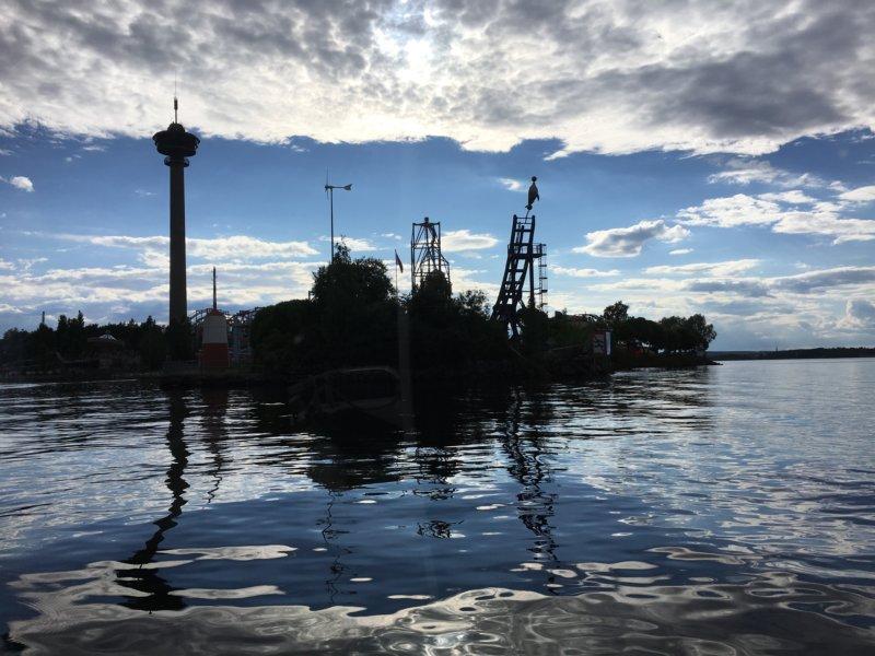 Särkänniemi amusement park Tampere