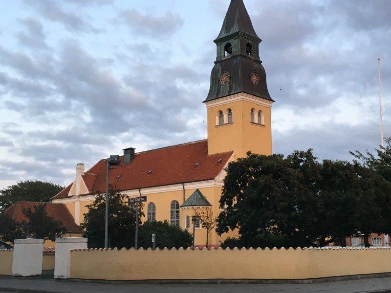 Skagen church