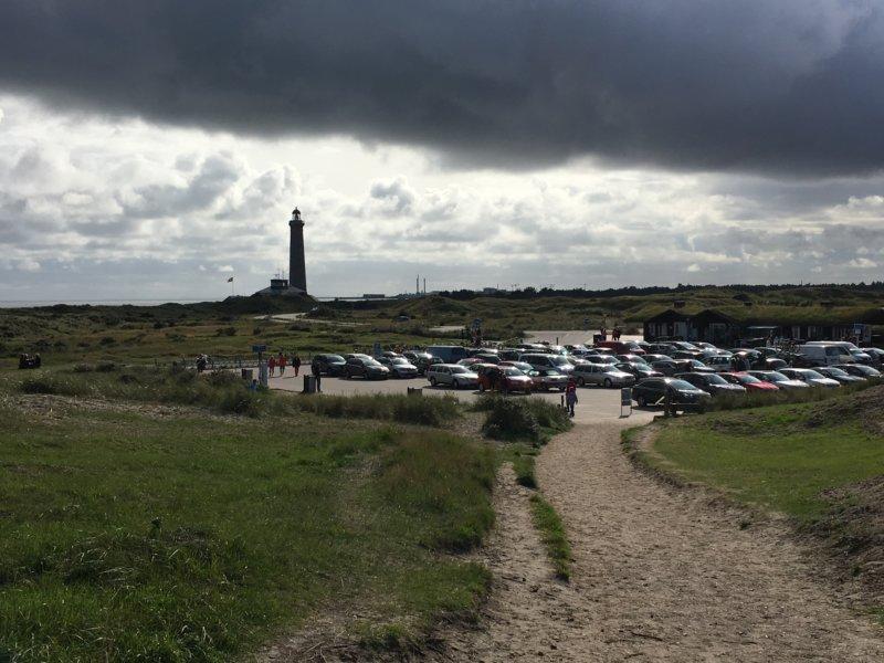 Skagen grå fyr, North Jutland