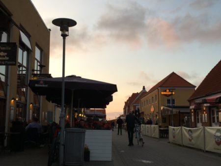 Skagen main street