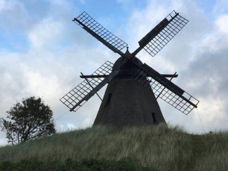 Skagen Museum windmill