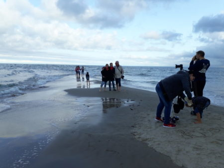 Visiting the northern tip of Denmark