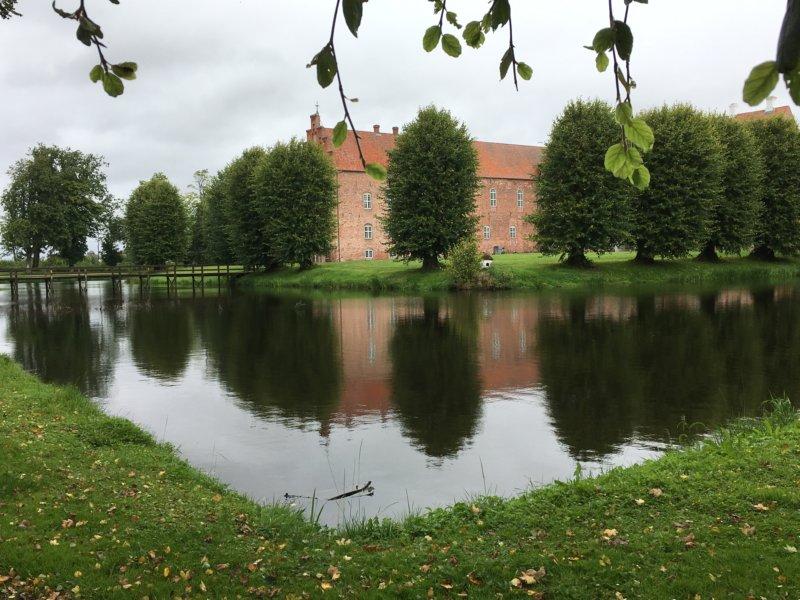 Voergaard Castle Denmark