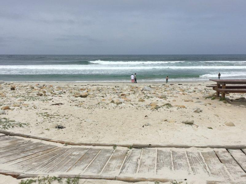 17-Mile Drive ocean shore