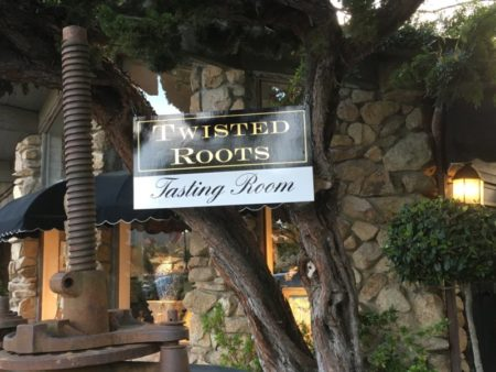 Carmel Valley tasting room