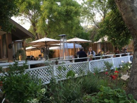 Dining in Carmel Valley