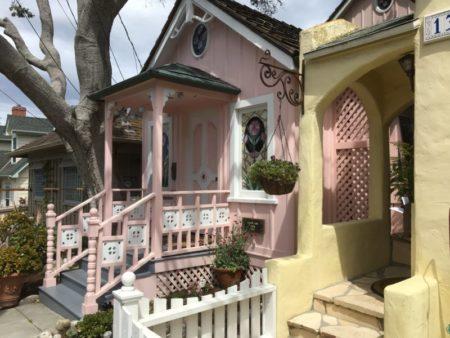 Pacific Grove fairytale houses