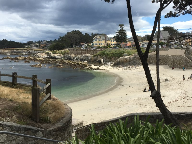 Pacific Grove Lovers Point