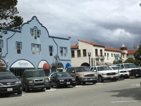 Pacific Grove community center