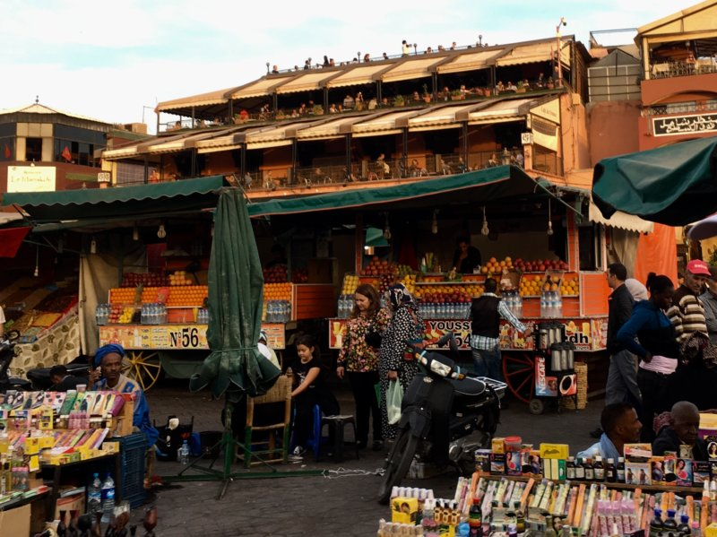 Things to do in Marrakech: Jemaa el-Fna