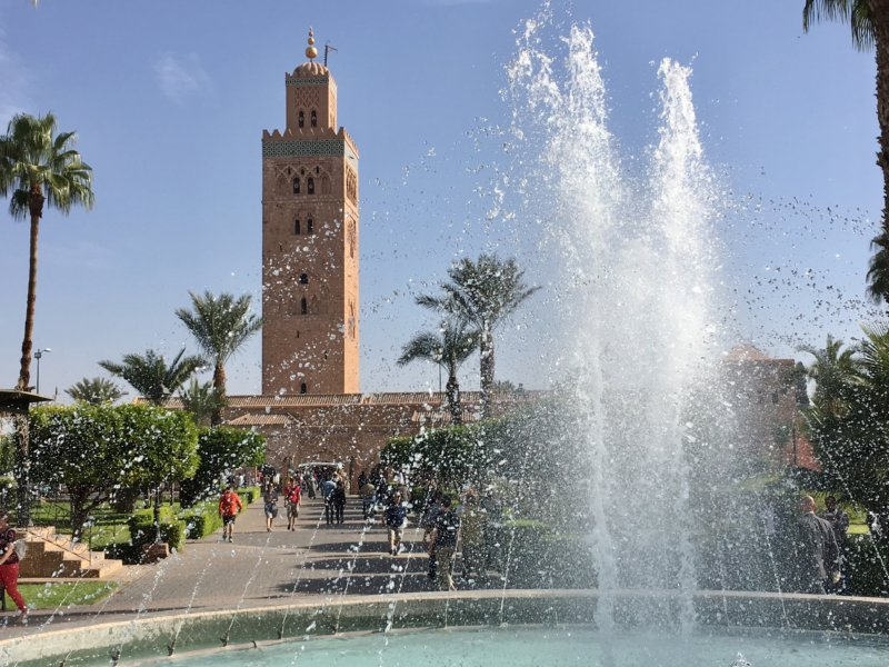 Things to do in Marrakech, Koutobia Mosque