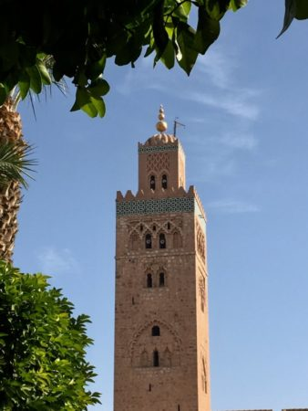 Koutobia Mosque, Marrakech
