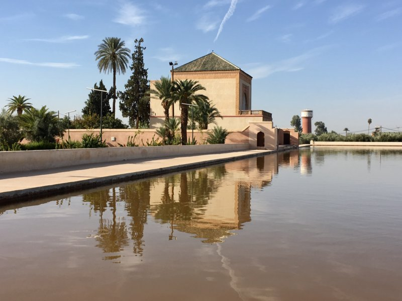 Things to do in Marrakech, Menara Gardens