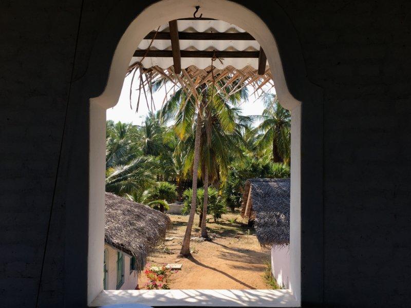 Villa Kalpitiya view from upstairs
