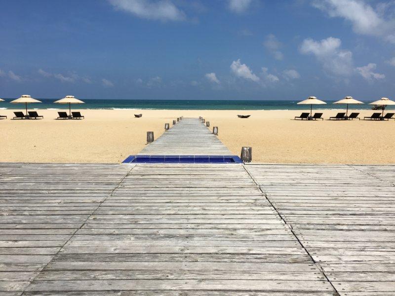 Maalu Maalu beach, Passekudah, Sri Lanka