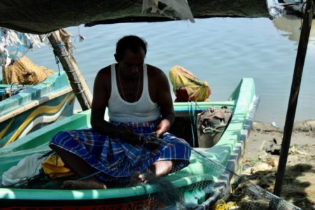 Negombo fisherman