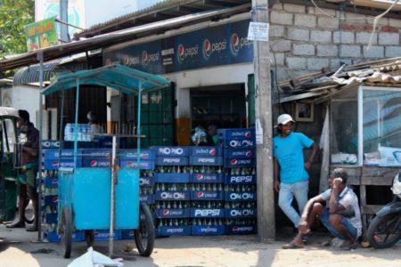 Negombo market