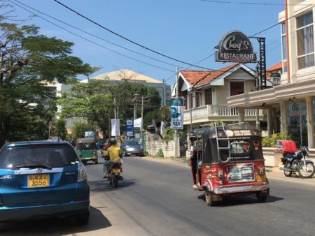 Negombo street view