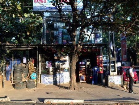 Anuradhapura tyre shop