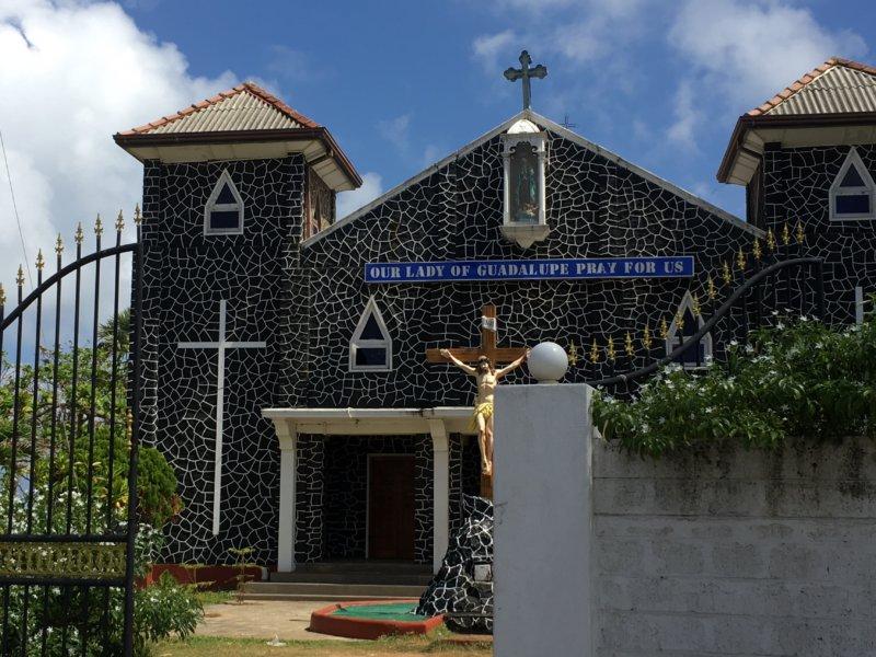 Christian church in Trincomalee