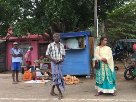 Sri Lanka's East Coast locals