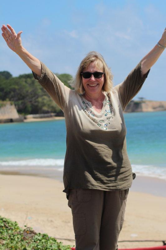 Finally on Sri Lanka East Coast!