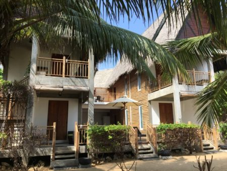 Maalu Maalu cottages