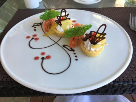 Maalu Maalu Resort dessert