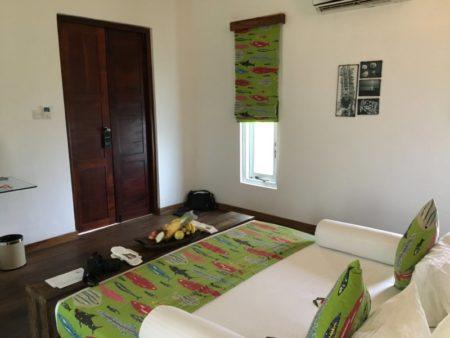 Maalu Maalu Resort room