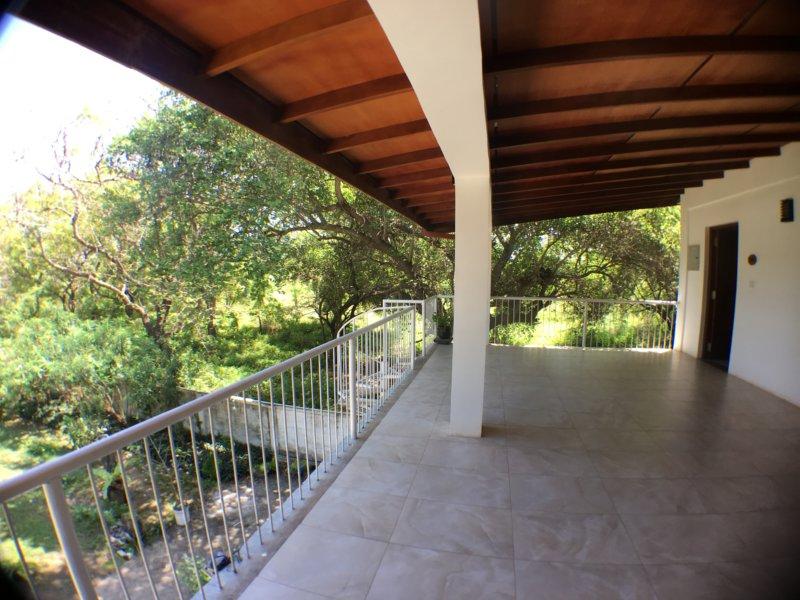Pigeon Island Resort room balcony