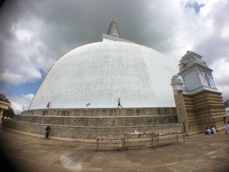 Ruwanwelisiya Dagoba, Anuradhapura