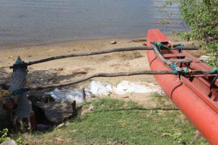 Sri Lanka East Coast fishing boat