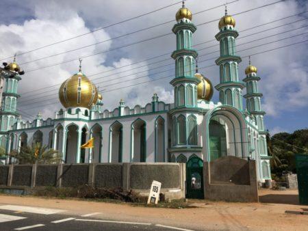 Sri Lanka East Coast mosque