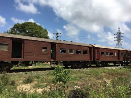 Train to Sri Lanka East Coast