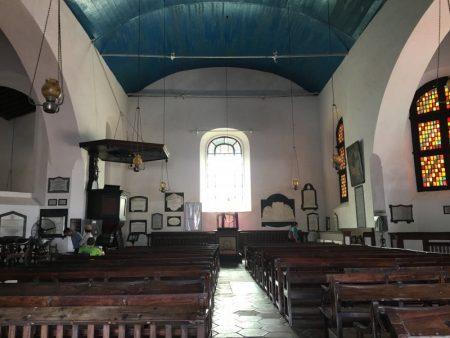 Galle Dutch church Groote Kirk