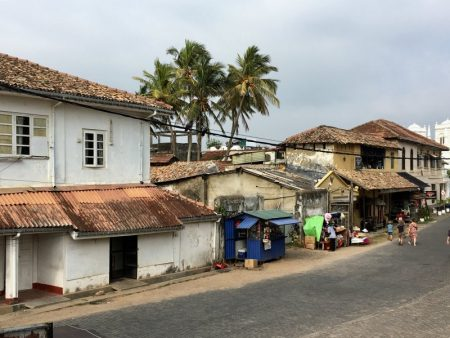 Galle street view