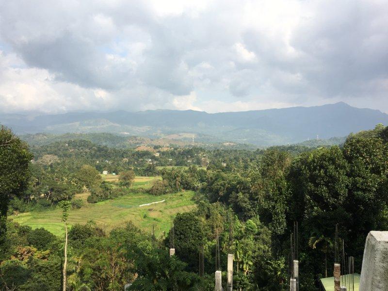 Kandy hills