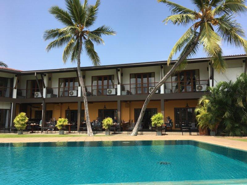 Kithala Resort pool Tissamaharama