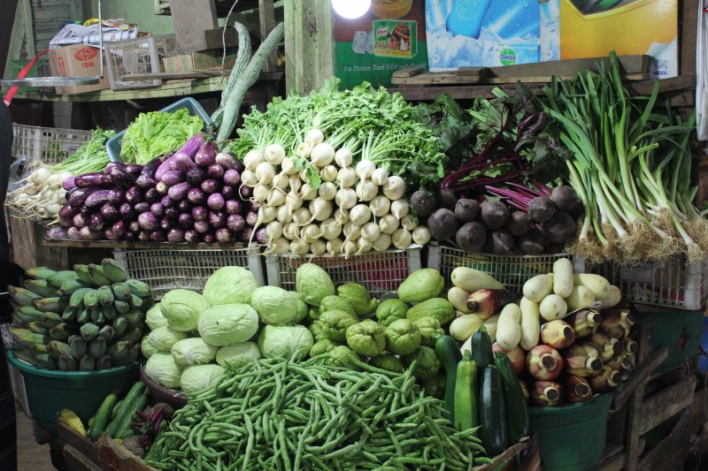 Nuwara Eliya Central Market
