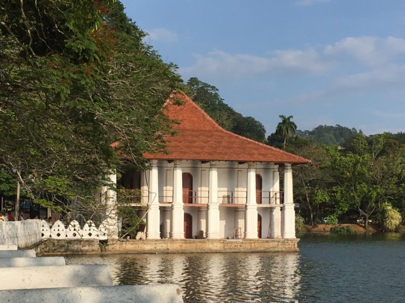 The Royal Bathhouse, Kandy