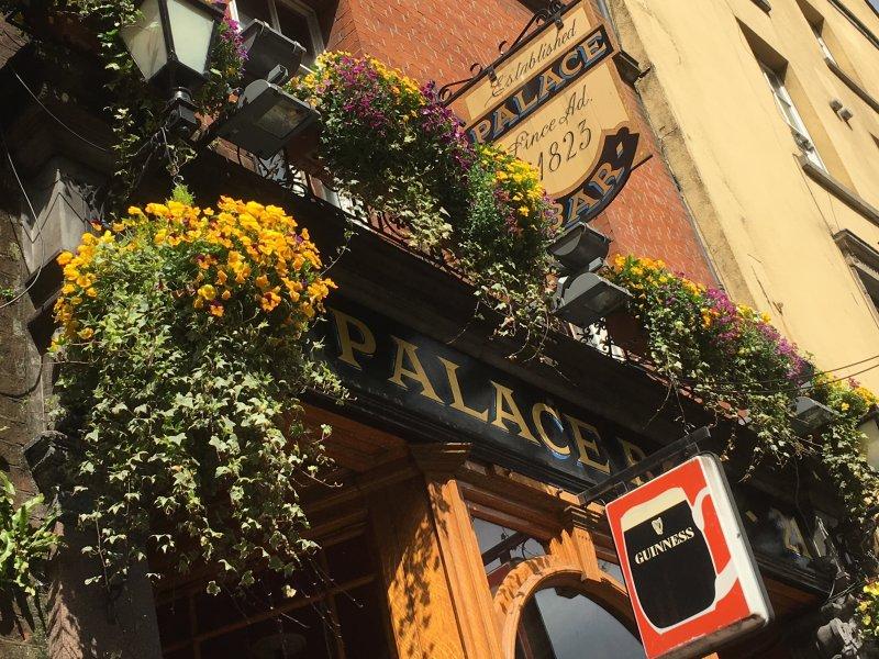 Palace Bar, Dublin