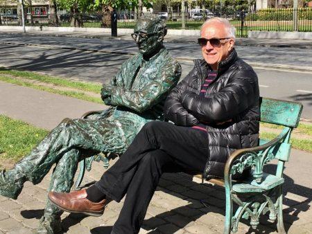 Rowan Gillespie, Dublin