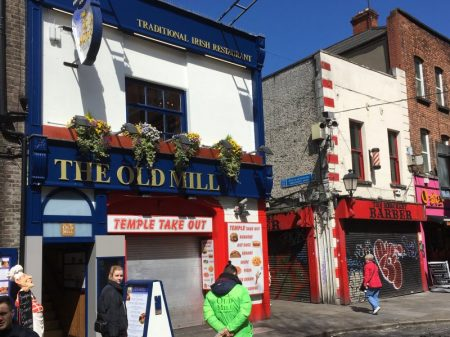 The Old Mill, Temple Bar